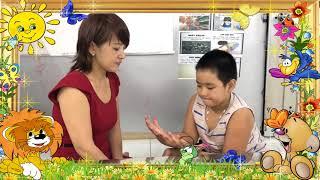 Toán Tư Duy Cho Trẻ - Hướng Dẫn Học Finger Math - Phần Thực Hành 3