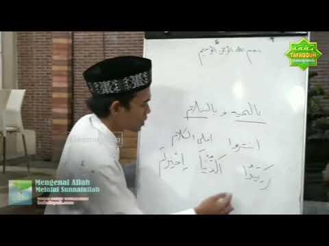 Ustad Abdul Somad - Makna Zainuddin Yahtirom Pada Lagu Deen Assalam