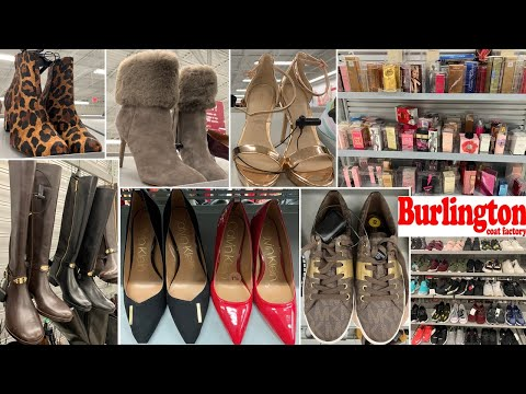 Burlington Perfumes * Shoes Sneakers Boots | Shop With Me 2020