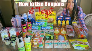 Target Coupon Shopping Deals 9-20