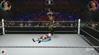 HE'S HARCORE! - WWE 2K Mobile - My Career - ③  ✦ 【WWE 2K15 for iPhone / iPad / iOS /Android】