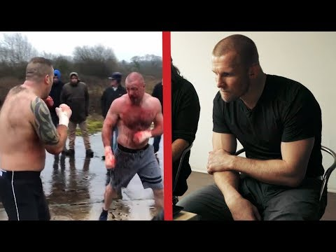 UFC Fighters React To Bare Knuckle Fighting Feat. Elias Theodorou And Misha Cirkunov