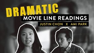 Dramatic Movie Line Readings with Justin Chon and Ami Park