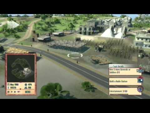 TheRedHeadGamer Plays Tropico 4 Part 10 (Building A PowerPlant)  