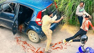 First Time Fake Police Prank   in Allahabad #Police #Prank #SumitDubey #BestPrank