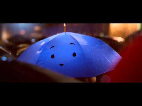 Pixar's 'The Blue Umbrella'