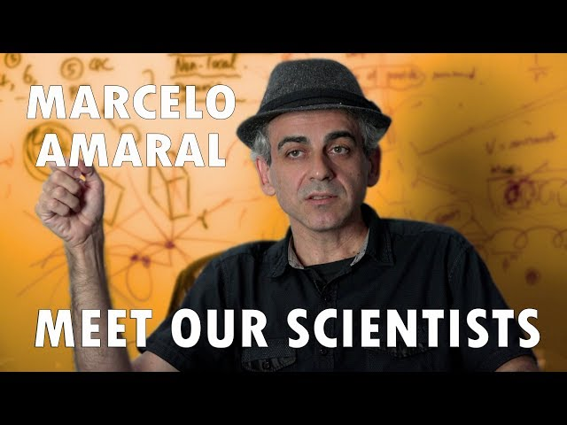 Meet Our Scientists - Marcelo Amaral