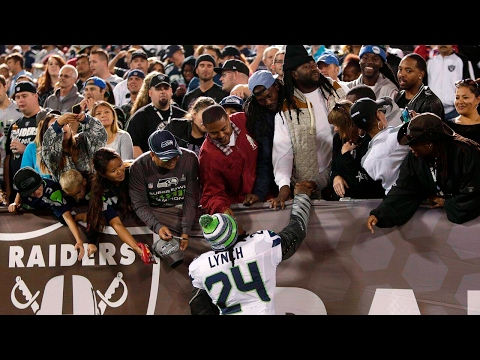 Marshawn Lynch Is Seattle Seahawks NFL Employee Before Oakland Raiders Or NE Patriots