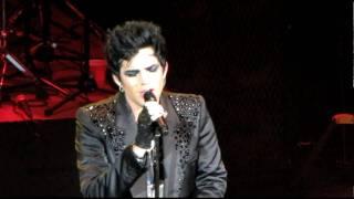 Video Adam Lambert - HD - Loaded Smile Plus Intro - River Rock Casino - Vancouver Canada download MP3, MP4, WEBM, AVI, FLV April 2018
