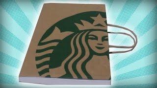 Video Kendin Yap Starbucks Defter Kaplama - Kalem Süsleme Yapımı - Bidünya Oyuncak download MP3, 3GP, MP4, WEBM, AVI, FLV November 2017