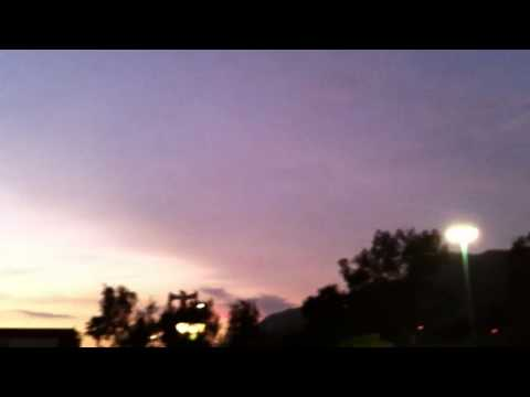 Riverside Ca Chemtrail Weather Modification