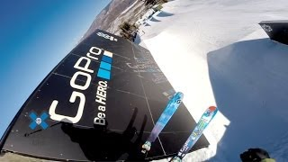 GoPro: Tom Wallisch's Ski Slopestyle Course Preview – 2014 Winter X Games Aspen