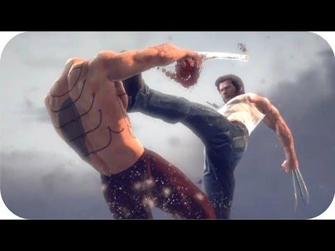 X-Men Origins: Wolverine Uncaged Best Moments [Violence Montage]