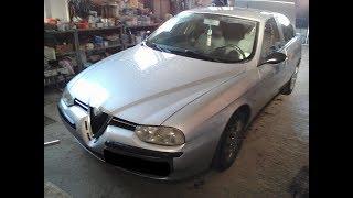 Alfa Romeo 156 Havarisan/Restauracija