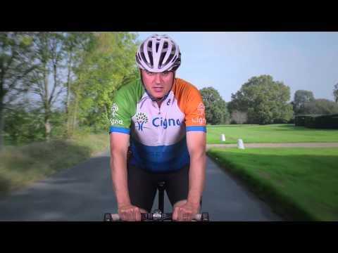 Calhoun Ride & Walk | Message from Peter Harrison, 2015 Cigna Executive Sponsor
