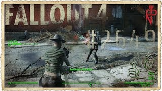 Let's Play Fallout 4 #2649 ☢ Bostons Siedler am Dartmouth Professional Building