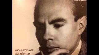 "José Sosa (1923-1968) Interpreta ""O dolce incanto"" de ""Manon"" de Massenet."