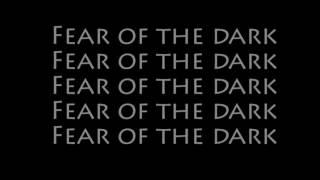 iron maiden - fear of the dark (acoustic) - karaoke
