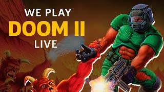 DOOM II Gets a 60 FPS Update and Downloadable Add-Ons