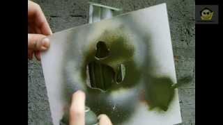 PORADNIK ASG: Malowanie #2, airsoft paint job