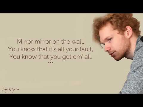 Chase Goehring  Mirror  Lyrics Americas Got Talent