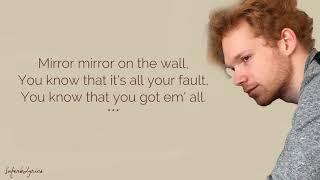 Gambar cover Chase Goehring - Mirror / Lyrics (America's Got Talent)
