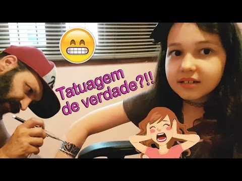 I DID TATTOO OF TRUTH !!! | Luluca