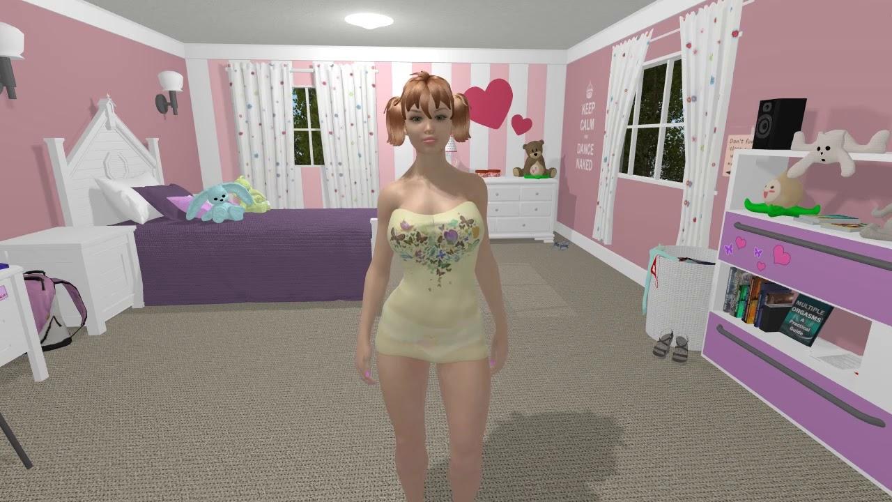 В Steam вышла еще одна порно-игра. С поддержкой VR и мастурбацией (18+)