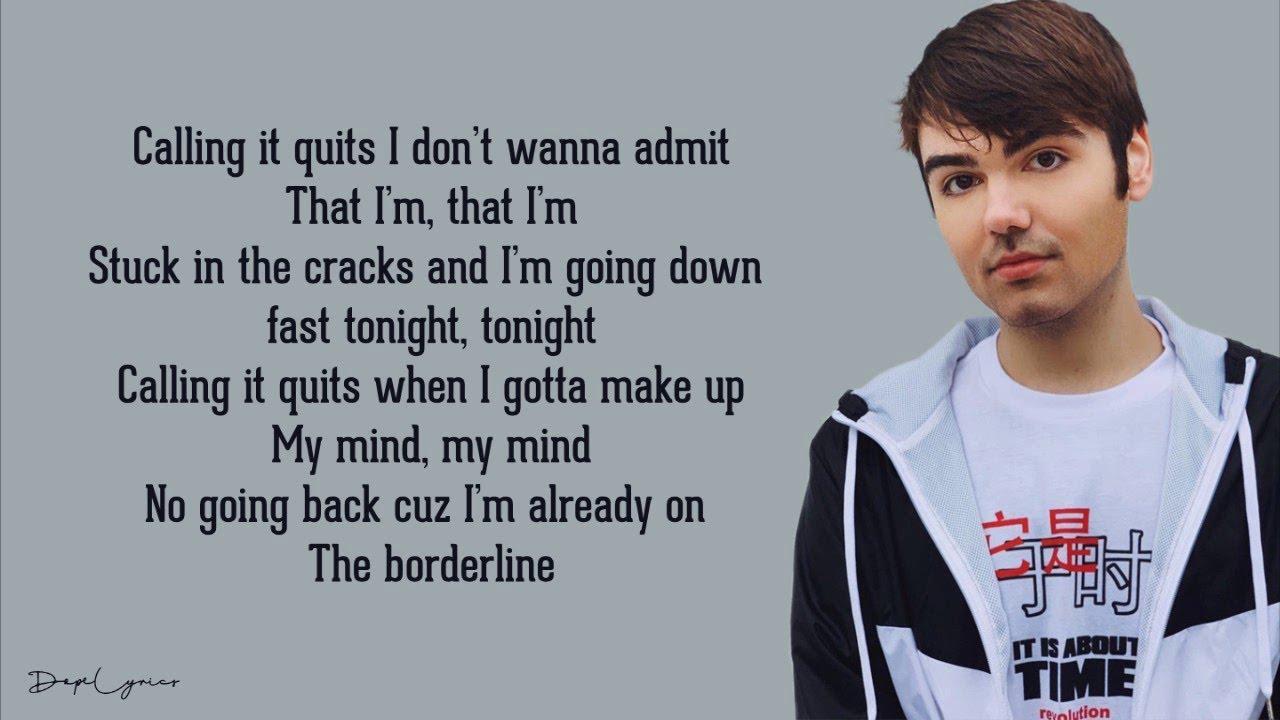 Nico Collins - Borderline (Lyrics) 🎵