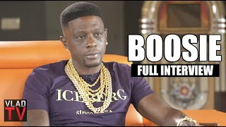 Boosie on Kodak Black, NBA Youngboy, Meek Mill, Lil Nas, Gucci Mane, 2Pac, Keefe D (Full Interview)