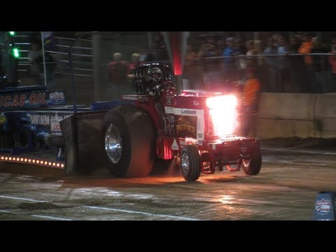 2017 Super Stock Tractor Pulls Washington County Fair Greenwich New York