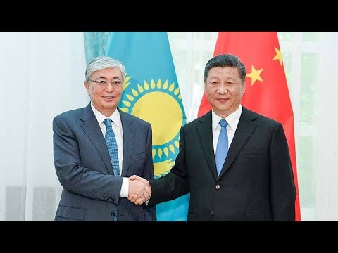 Xi: China-Kazakhstan ties have progressed by leaps and bounds