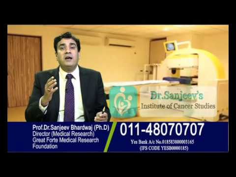no chemo radiation...cancer treatment by DR. SANJEEV BHARDWA