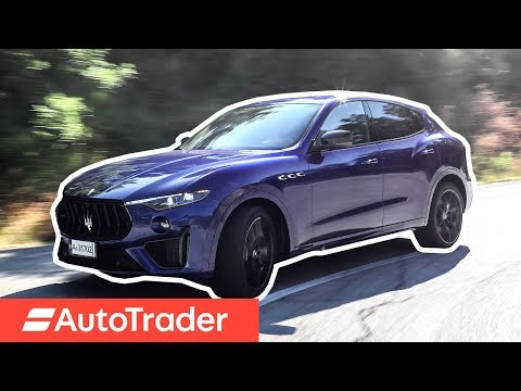 2019 Maserati Levante GTS and Trofeo first drive review