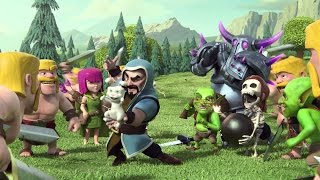 [GER-DUB] Clash of Clans - Community Clan & dumme Kinder