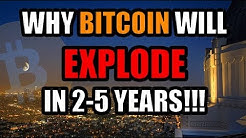 WHY BITCOIN WILL EXPLODE IN 2-5 YEARS!!! [Cryptocurrency Perspective]