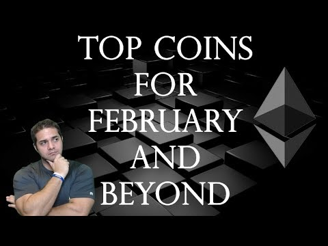 TOP 3 COINS FOR FEBRUARY AND BEYOND 🚀🚀