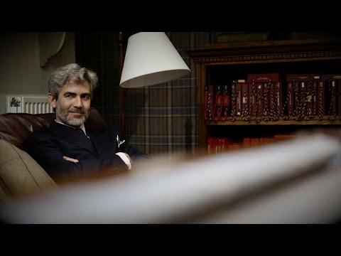 The Perfect Suit - Huntsman Savile Row