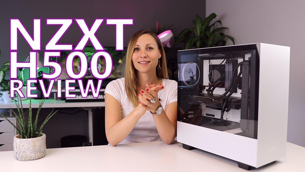 EN) NZXT H500i review | Techtesters