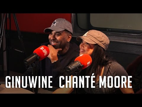 Ginuwine & Chanté Moore Talk