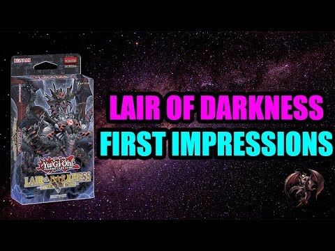 Lair of Darkness, first impressions - A seemingly very strong engine for the future.