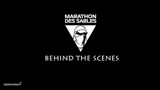 Marathon De Sables 2016 -  5 ULTRA RUNNERS FROM 5 DIFFERENT COUNTRIES