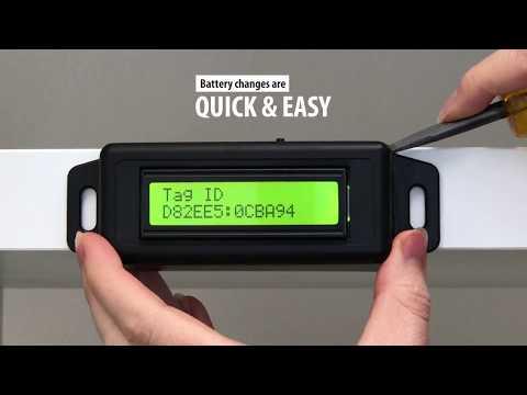 Voodoo Robotics Pick to Light Battery Change