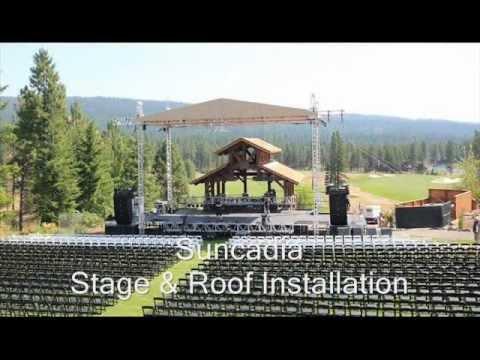 Stages Northwest - Event Concert Staging Rental, Portland, Oregon, Seattle, Washington, SL250 SL 250