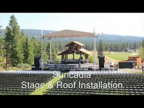 Stages Northwest - Event Concert Staging Rental, Portland, Oregon, Seattle, Washington, SL250 SL 250