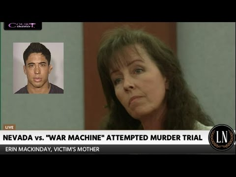 War Machine Trial Day 6 Part 1 (Mack's Mother Testifies) 03/13/17