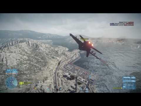 BF3 | PC | Kharg Island | Jet Gameplay | 60 FPS