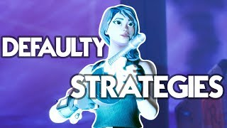 Defaulty Strategies (Fortnite Parody) | YNW Melly - Mixed Personalities ft. Kanye West
