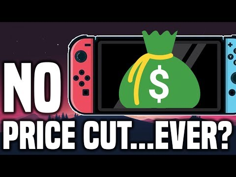 NO Price Cut For Nintendo Switch Or Switch Lite