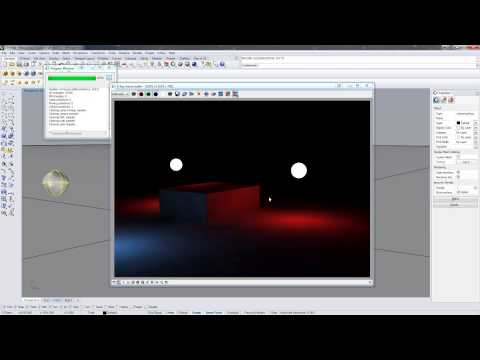 V-Ray for Rhino - Dome Light (Spanish) by ChaosGroupTV